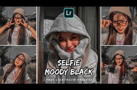 Tutorial Edit Foto Selfie Ala Selebgram Filter Dark Moody Dark Lightroom Mobile Tutorial Youtube Trik Fotografi Lightroom Pengeditan Foto