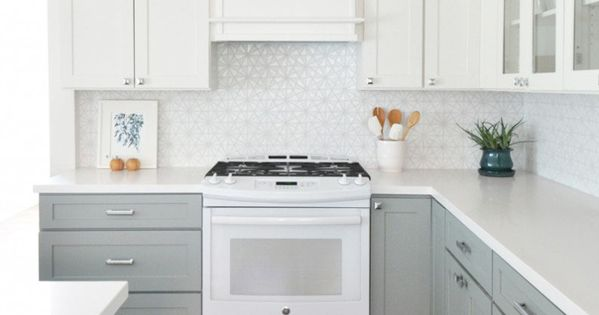 Cliqstudios Cabinets In Dayton Painted White And Painted
