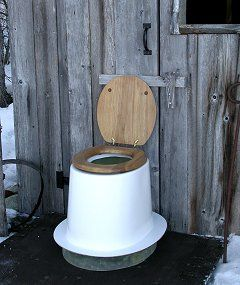 Outhouse Toilet Pedestals Toilet Cones Far North Fiberglass