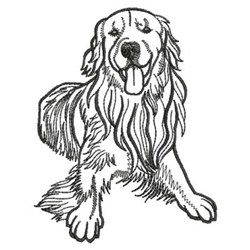 Dog Outlines Embroidery Design Pack Dog Outline Dog Tattoos
