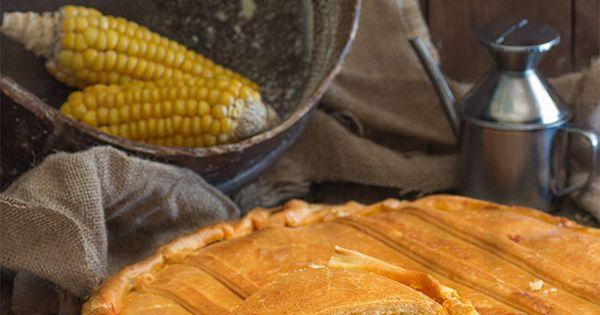 Check out c mo hacer empanada gallega de bonito y - Como hacer mermelada de pimientos ...
