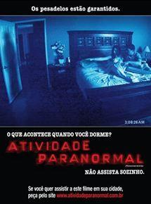Atividade Paranormal Atividade Paranormal Atividade Paranormal 3 Paranormal
