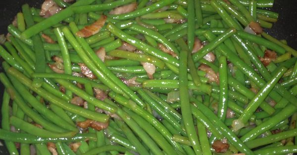 Green beans with bacon, Red wines and Green beans on Pinterest