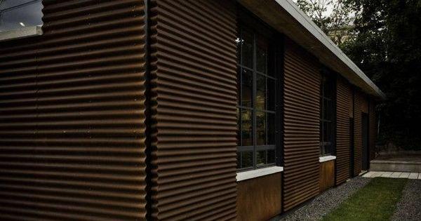 Metal Siding For Houses Corrugated Metal Siding Homes
