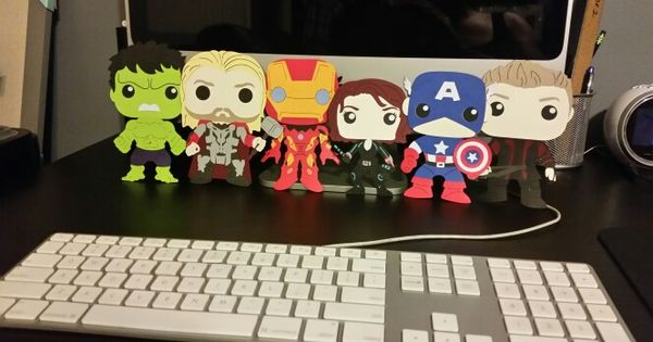 marvel avengers assembled  used my cricut and svg files  i