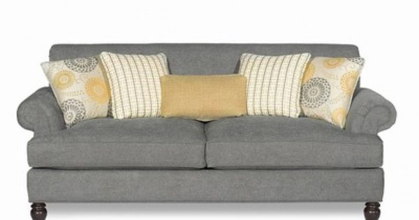 Better Homes Gardens Avignon Fabric Sofa From Wayfair