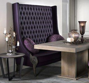 High Back Tufted Sofa Ideas On Foter Dining Room Bench Home Decor Furniture