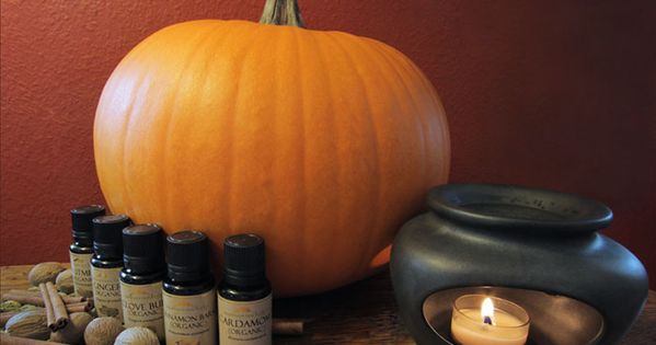 DIY ~ Pumpkin Spice Essential Oil Blend - skip those expensive synthetically