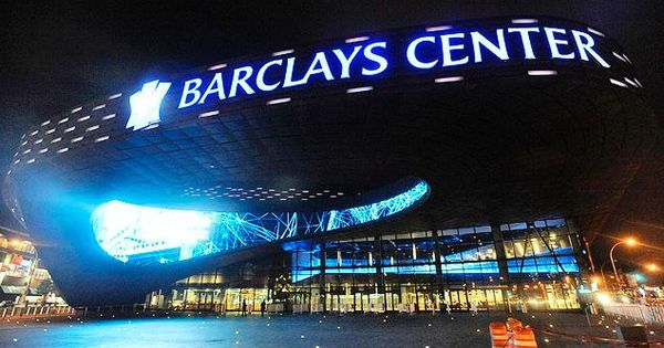 Barclays center on Pinterest