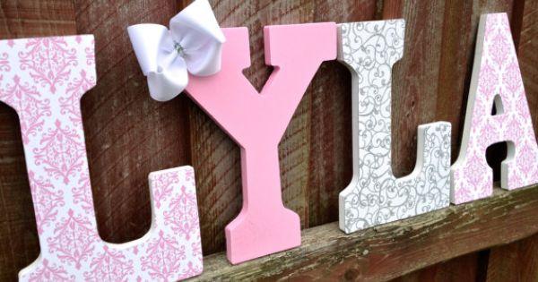 Pink Damask White Glitter Swirl Pattern And Pink Glitter