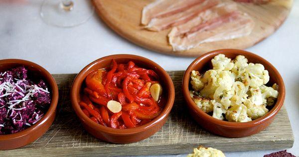 Un buen plato de tapas para que descubras la comida for Comida buena