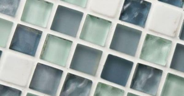 Merola Tile Tessera Alaskan View 11 3 4 In X 11 3 4 In X 8 Mm Glass And Stone Mosaic Tile Gdxmsav The Home Depot Stone Mosaic Tile Stone Mosaic Mosaic Tiles