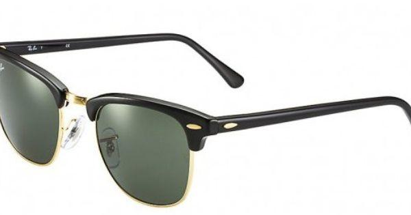 Oculos Ray Ban Rb3016 W0365 Clubmaster Classico Com Armacao Em