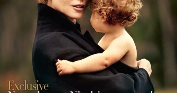 Nicole Kidman's Intimate Family Photos for Harper's Bazaar Australia