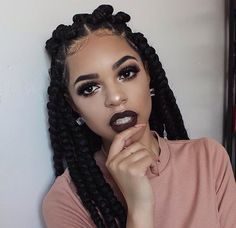 2017 Fall 2018 Winter Hairstyles For Black Women Braided