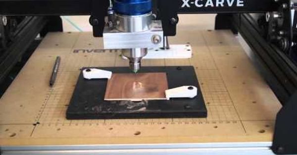 Auto Tool Changer Works Great X Carve Upgrades
