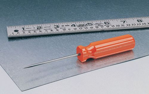 Malco Scratch Awls Can Be Used To Scribe Lines On Metal