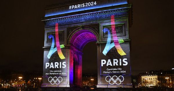 Paris Poised To Be Awarded Right To Host 2024 Olympic Games Olympic Logo Paris Olympic Games