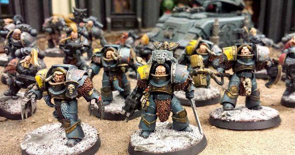 black legion chaos space marines