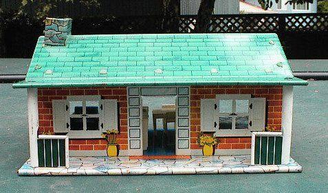 Swansea Cottage Miniature Houses Miniature House Tin House