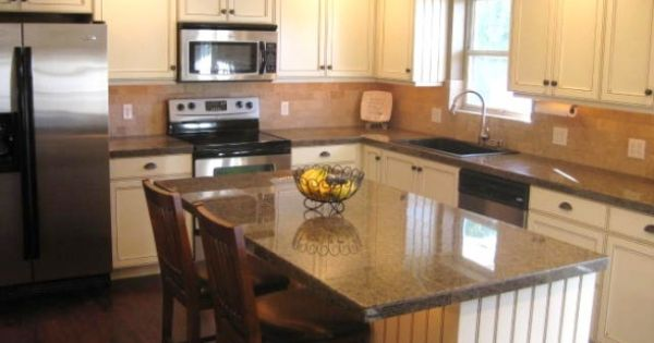 Beautiful glazed beadboard cabinets our kitchen remodel for Beadboard kitchen cabinets for sale