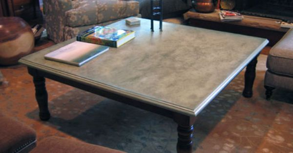 cement coffee table topic 2