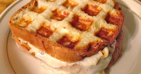 Paninis, Waffles and Public on Pinterest