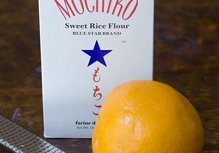 Orange Mochi Pancakes | Mochi, Pancakes and Orange