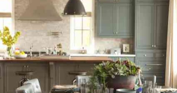 Updated Kitchen Cozy Kitchen And Muted Colors On Pinterest
