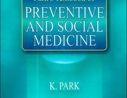 Park S Textbook Of Preventive And Social Medicine 23rd Edition