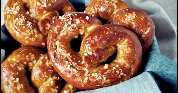 Soft pretzels, Sugar and Pretzels on Pinterest