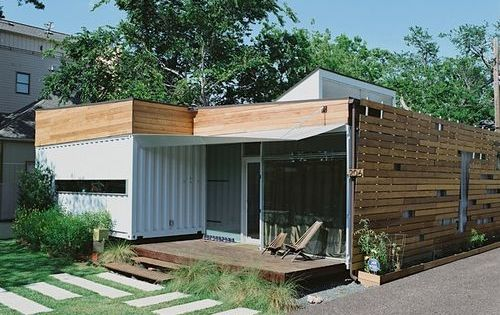 Houston texas p r e f a b pinterest house ships and shipping container houses - Houston container homes ...