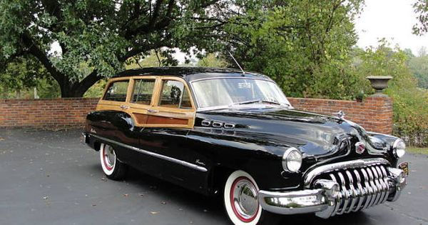 1950 buick roadmaster woody