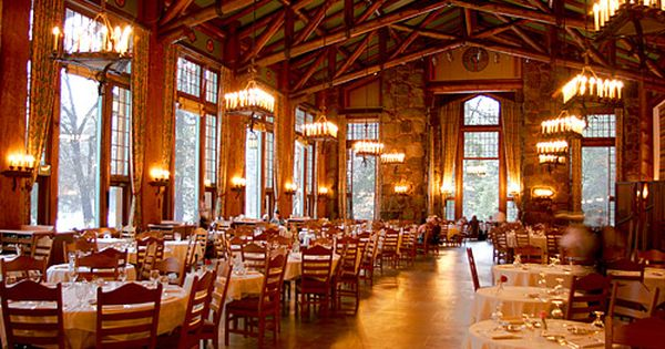 dining room ahwahnee hotel, yosemite | wedding | pinterest