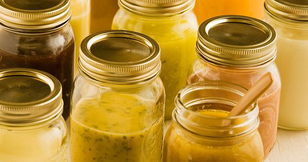 Ten Homemade Salad Dressing Recipes from Chef Michael Smith