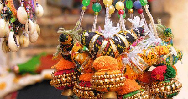 Crafts Of Rajasthan On The Streets Of Mandawa Jhunjhunu District Shekhawati Rajasthan India By Pavangupta Crafts Indian Crafts Craft Accessories