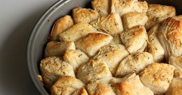 Skillets, Parmesan and Garlic on Pinterest