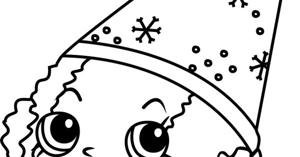 shopkins snow crush coloring pages - photo#14