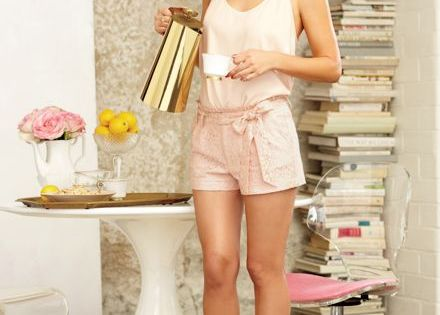 Cute outfit! Lauren Conrad spring Kohls collection