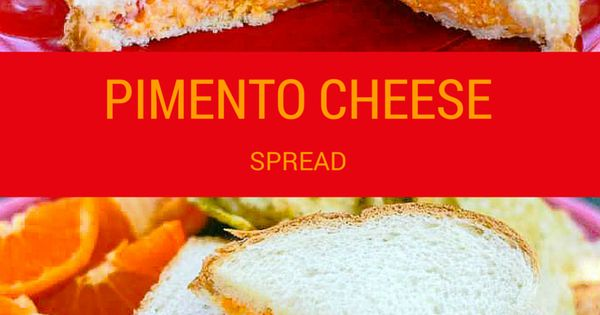 Finger sandwiches, Spreads and Pimento cheese on Pinterest