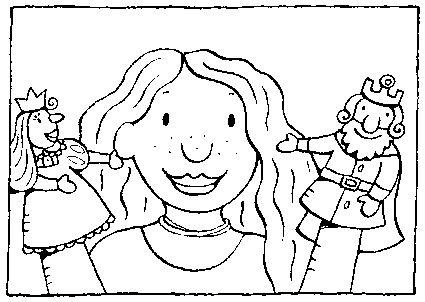 Kleurplaat Kaatje En Haar Oma Kleurplaat Een Nieuwe Juf Voor Jules Thema Welkom In