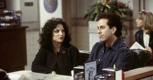 9 Movies That Are Really Just Seinfeld Plots Guy Best Friend Julia Louis Dreyfus Seinfeld