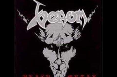 Venom Buried Alive Black Metal Venom Black Metal Vinyl Record Album Covers