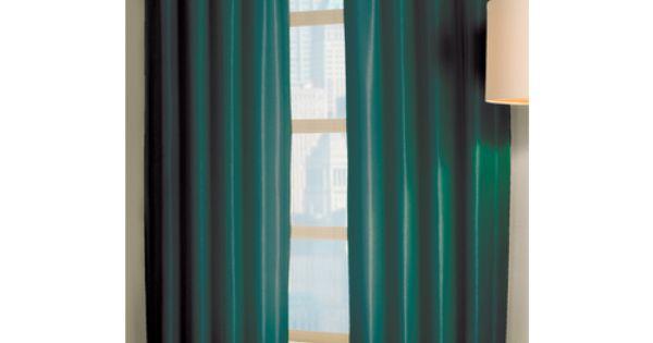 Teal Florence Window Panel