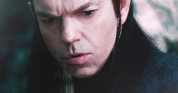 hugo weaving as elrond the hobbit the lord of the