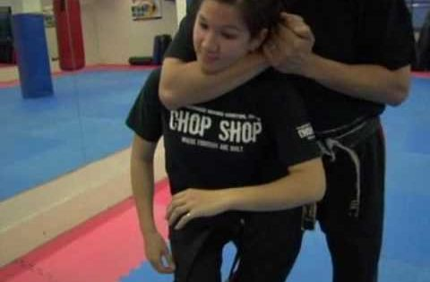 Essential Self-Defense Tips: Choke Hold Releases - YouTube ...