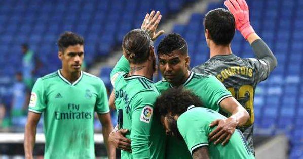 تقييم لاعبي ريال مدريد بعد الفوز في م باراة اليوم ضد إسبانيول Wrestling Real Madrid Madrid