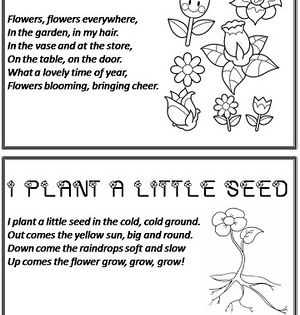 Flowers Poems For Kids Poems About School Flower Poem Kids Poems