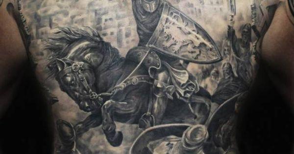 Dark Horse Tattoo Designs