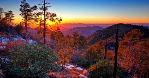 Autumn Sunset Desktop Nexus Wallpapers Spring Wallpaper Sunset Mountain Wallpaper